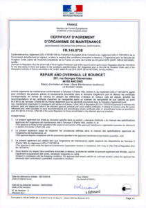 certificat-agrement